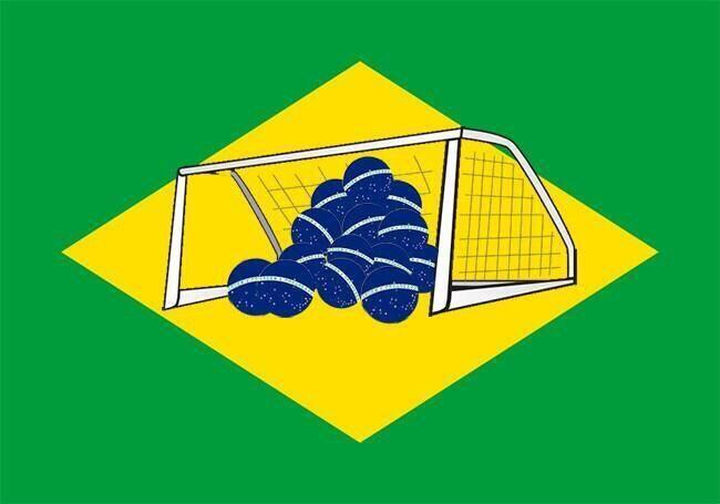 Steagul brazilian a fost redesenat